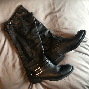dolce vita • black boots •